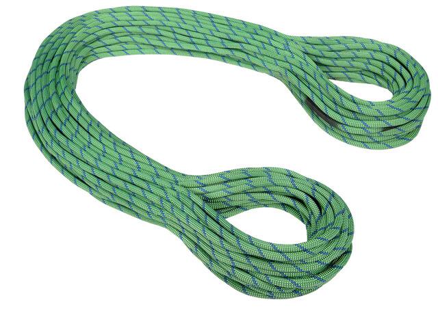 Mammut 7.5 Twilight Dry Touw 70m, neon green